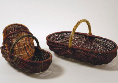 Willow Baskets - Morley Maier