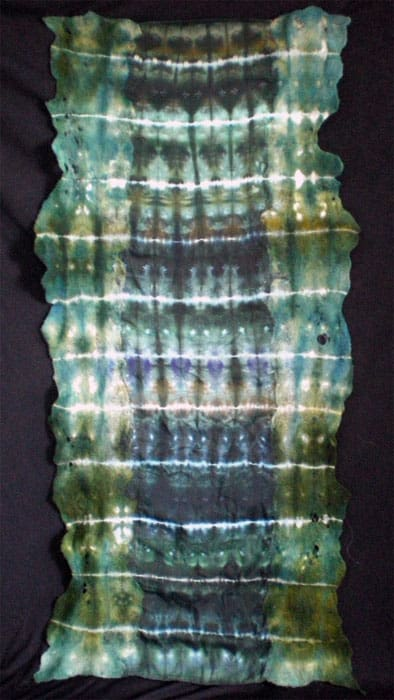 Panel Shawl