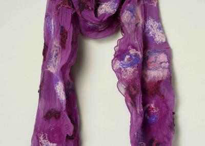 Violet Mix Scarf