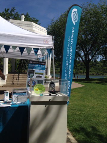 WaterFront 2015 - SCC Info Booth