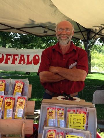 WaterFront 2015 - Trails End Buffalo Stix