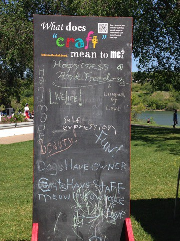 WaterFront 2015 - What does craft mean to you?