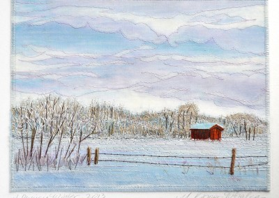 A Prairie Winter