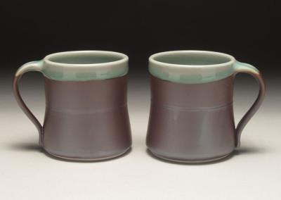 Pottery by Zane Wilcox.