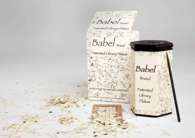 Babel Brand Patented Library Flakes - Don Taylor