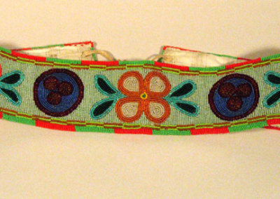 Beaded Belt - Unknown Artist