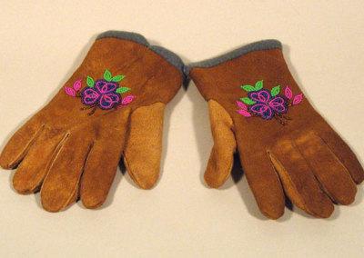 Beaded Gloves - Marie Louise Disain