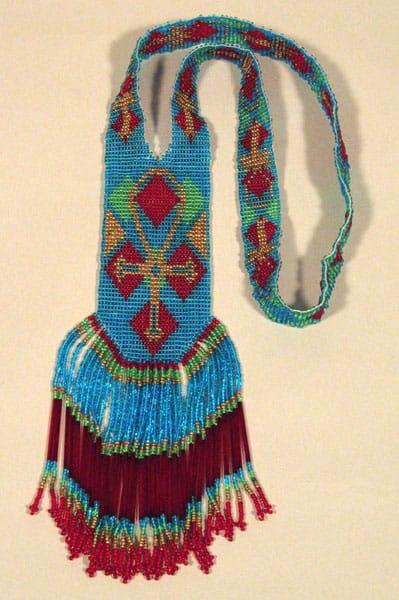 Beaded Necklace - Unknown Artist
