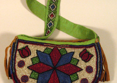 Beaded Purse 1 - Unknown Artist