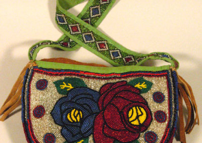 Beaded Purse 2 - Unknown Artist