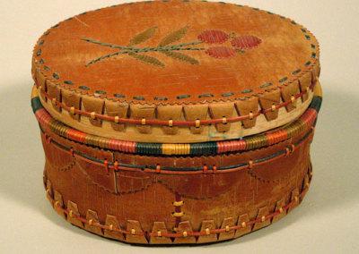 Birch Bark Baskets - Flora Charles