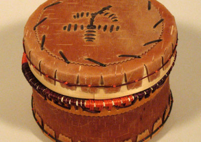 Birch Bark Baskets - Colin McKenzie