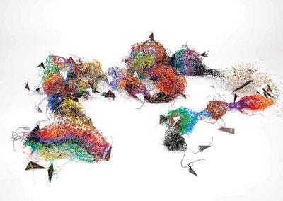 Colour - a plot line - Susan Carr