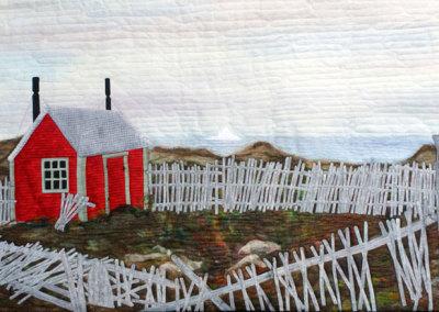 Compelled by Anna Hergert: First Iceberg