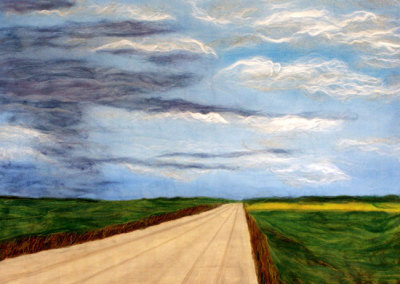 Compelled by Anna Hergert: Land of the Living Skies