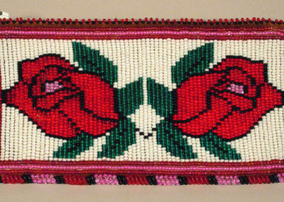 Rectangular Beaded Purse - Susan Cook