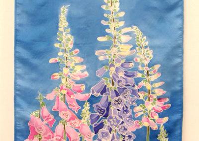 Foxgloves by Gwen Paquin