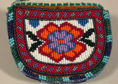 Small Beaded Purse 3 - Susan Cook
