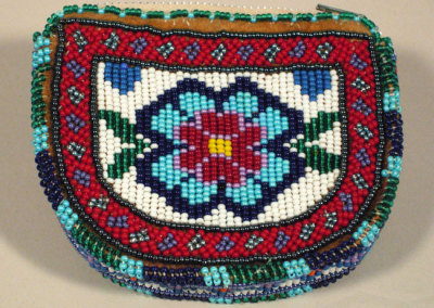 Small Beaded Purse 2 - Susan Cook