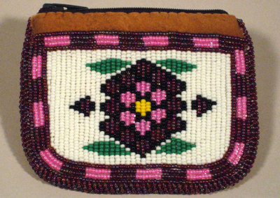 Small Beaded Purse - Susan Cook
