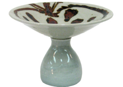 """47 - Footed Bowl"""
