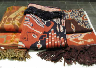 Hand loomed Sumba Ikat (Unknown artist)