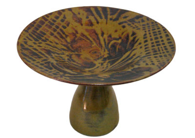 """48 - Footed Bowl"""