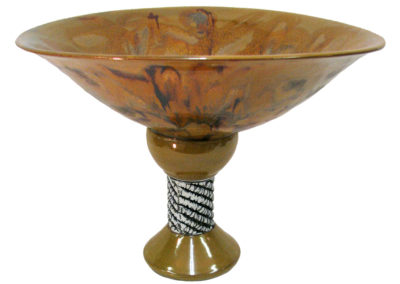 """9 - Footed Bowl"""