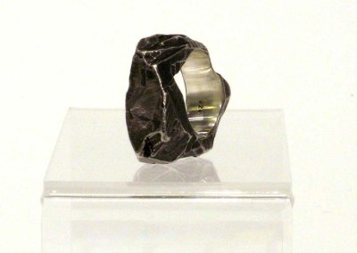 "Jeannie Andronyk ""Stardust Ring"" 2011; $425"