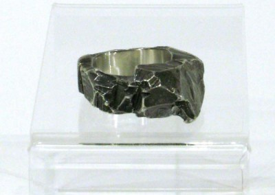 """Jeannie Andronyk """"Stardust Ring"""" 2011; $425"""