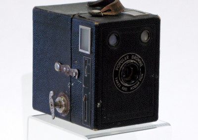 Popular Brownie Box Camera