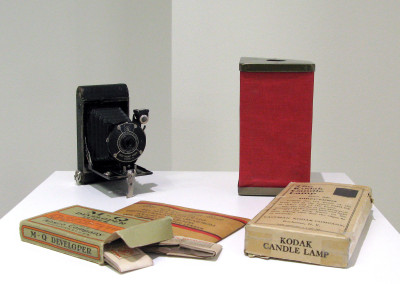 Kodak Candle Lamp