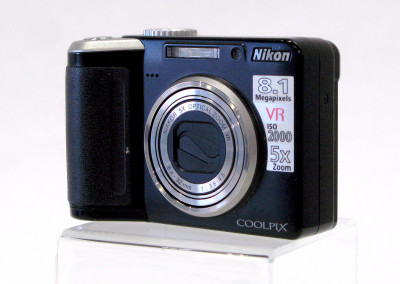 Nikon Cool Pix Camera