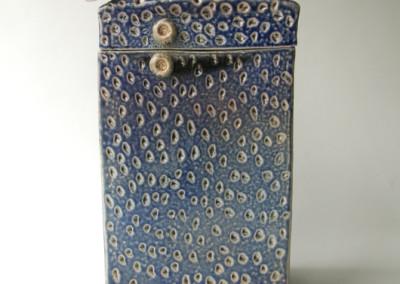 Cookie Jar Blues (Eli Fernandez), 2013: Stoneware, slip, glazes. $500