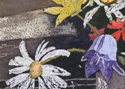 Garden Blossoms (Diptych part 1)