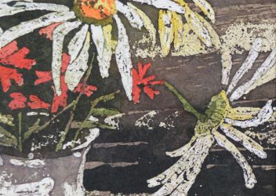 Garden Blossoms (Diptych Part2)
