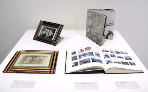 "Photograph of pieces in ""Photographic Phantasmagoria"""