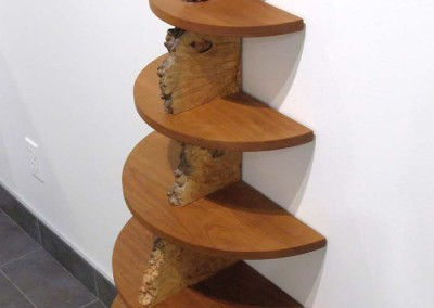 "Zach Hauser ""Stacked"" 2014; $2,300"