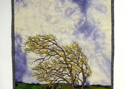 "Cindy Hoppe ""Winds of Change"" 2015; $700"