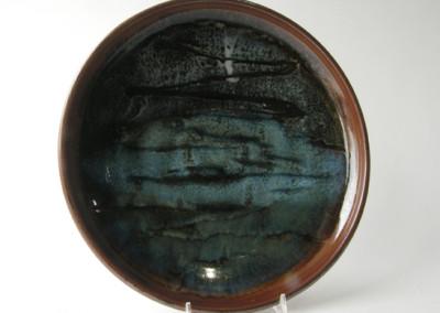 Misty Morning (Judy Tryon), 2015: Stoneware, glazes. $75