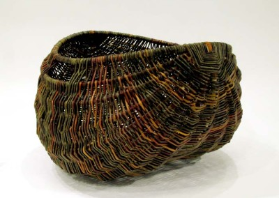 "Morley Maier ""Large Potato Basket"" 2014; $375"