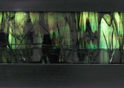 "Robert Miller ""Aurora Borealis"" 2015; $500"