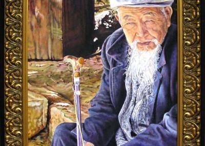 "Val Moker ""Cultural Legacy"" 2014; $4,000"