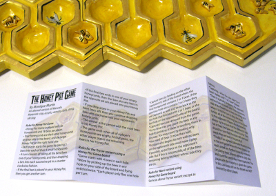 Honey Pot Game (Monique Martin), detail