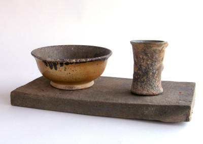 Edo Setting - Part 1 of 2 (Martin Tagseth), 2014: Stoneware. $200