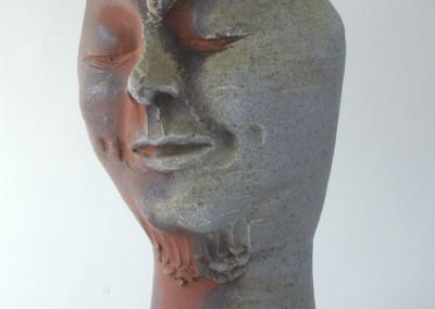A Few Minor Adjustments (Georgia Horsley), 2009: Stoneware. $675.
