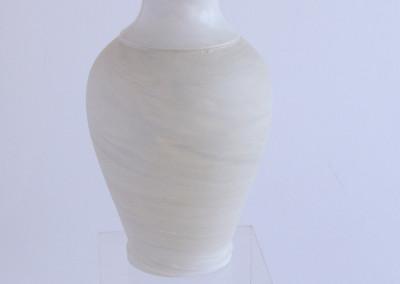 Sienna Azuro (Doug Cheney), 2015: Stoneware, oxides, glazes. $50.