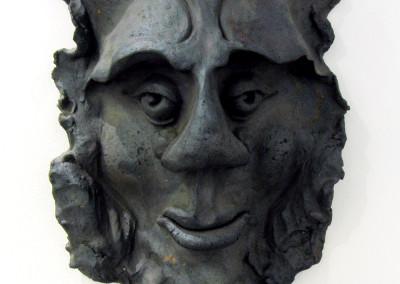 Albus (Betty Gibbon), 2002: Stoneware, glazes, oxides. $350. Not For Sale.
