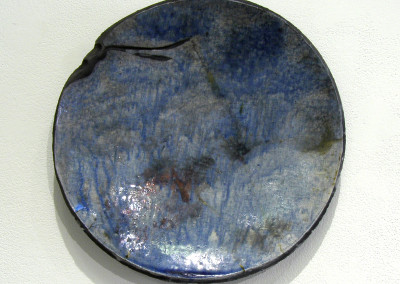 Blue Water (Olive Kalapaca), 1985: Clay. $125. Not For Sale.