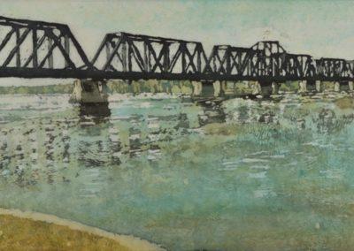 PA Train Bridge